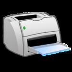 hp laser printer 2