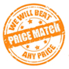 We will match any price