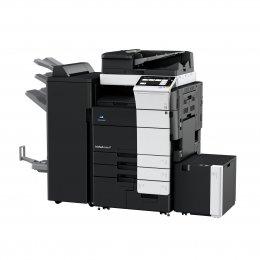 Konica Minolta Bizhub C659 Color Copier Printer Scanner