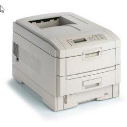 Okidata C7300 Color Multifunction Printer