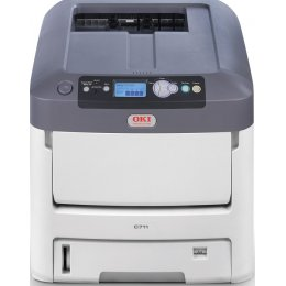 Okidata C711DN Color Laser Printer
