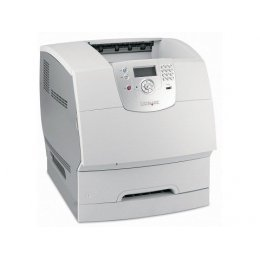 Lexmark Optra T644N Monochrome Laser Printer Reconditioned