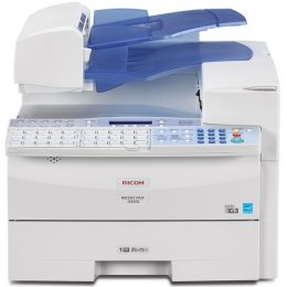 Ricoh 4430L Fax Machine INCLUDES DOCUMENT FEEDER