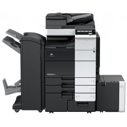 Konica Minolta Bizhub 808 Copier Printer Scanner