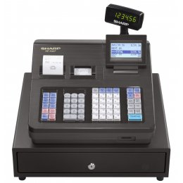 Sharp XE-A407 Cash Register Reconditioned
