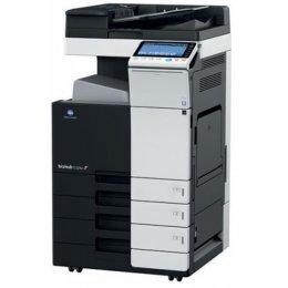 Konica Minolta Bizhub C554E Color Copier Printer Scanner
