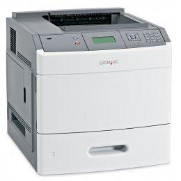 Lexmark T652DN Monochrome Laser Printer RECONDITIONED