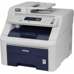 Brother MFC-9010CN Digital Color All In One Print Copy Scan Recondition
