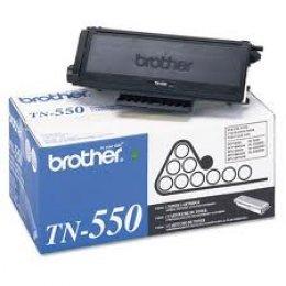 Brother TN550 Black Toner Cartridge