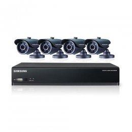 Samsung SDS-V3040 4 Channel DVR Security System