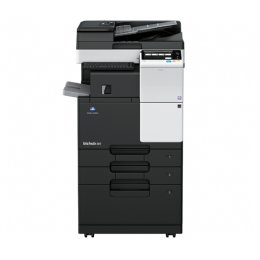 Konica Minolta Bizhub 287 Copier Printer Scanner