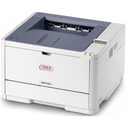 Okidata B412DN Laser Printer