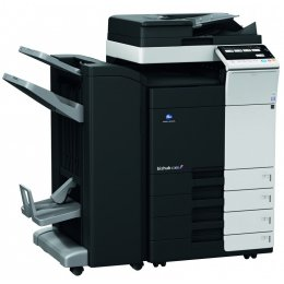 Konica Minolta Bizhub C368 Color Copier Printer Scanner