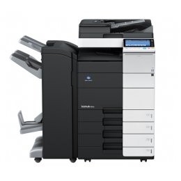 Konica Minolta Bizhub 454e Copier Printer Scanner