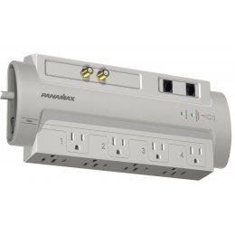 Panamax SP8-AV 8 Outlet AV/COAX/TEL Surge Protector