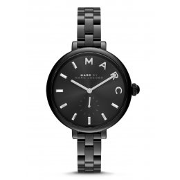 Marc by Marc Jacobs MJ3455 Sally Black Stainless Steel Women's Watch