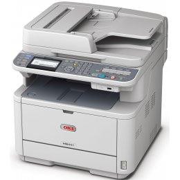 Okidata MB451W Multifunction Laser Printer