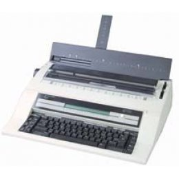 Nakajima AE-740S Spanish Typewriter