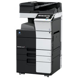 Konica Minolta Bizhub C558 Copier Printer Scanner