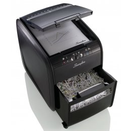 Swingline 80X Stack-and-Shred Automatic Shredder