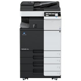 Konica Minolta Bizhub 308E Copier Printer Scanner