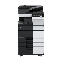 Konica Minolta Bizhub C458 Copier Printer Scanner