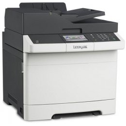Lexmark CX410DE Multifunction Color Printer