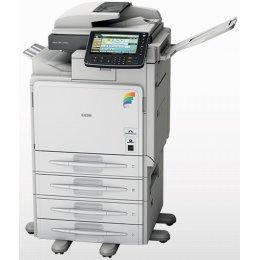 Ricoh Aficio MP C400SR Multifunction PCL New
