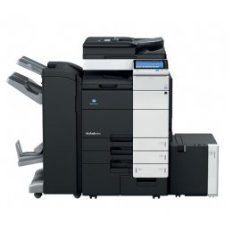 Konica Minolta Bizhub 654e Copier Printer Scanner