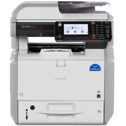 Ricoh Aficio SP 4510SFTE Black and White MultiFunction Printer