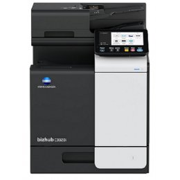 Konica Minolta Bizhub C3320i Color Copier Printer Scanner
