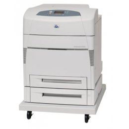 HP 5550DTN Color Laser Printer RECONDITIONED