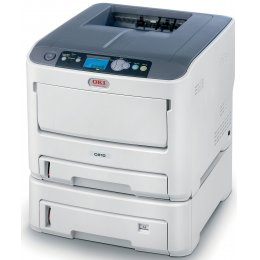 Okidata C610N Color Laser Printer