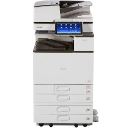 Ricoh Aficio MP C3504  Multifunction Color Laser Printer