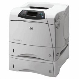HP 4200DTN LaserJet Duplexing Network Printer LIKE NEW