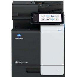 Konica Minolta Bizhub C3350i Color Copier Printer Scanner