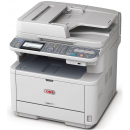 Okidata MB471W Multifunction Laser Printer