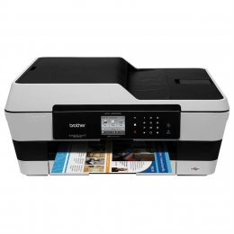 Brother MFC-J6520DW Color Inkjet Multifunction Printer