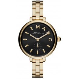 Marc by Marc Jacobs MJ3454 Sally Gold-Tone Bracelet Ladies Watch