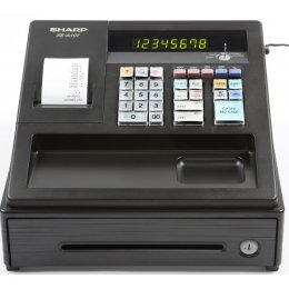 Sharp XE-A107 Cash Register Reconditioned