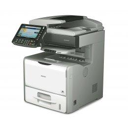 Ricoh Aficio MP 5500 S/P Multifunction B & W PostScript3 Vista