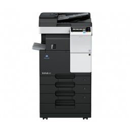 Konica Minolta Bizhub 227 Copier Printer Scanner