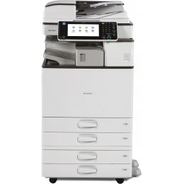 Ricoh Aficio MP 3554 B&W Multifunction Printer