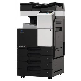 Konica Minolta Bizhub C287 Copier Printer Scanner