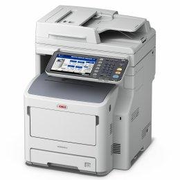 Okidata MPS5502mb+ Multifunction Laser Printer