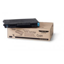 Xerox Phaser 106R00680 Cyan Toner Cartridge