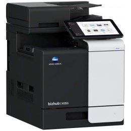 Konica Minolta Bizhub C4050i Color Copier Printer Scanner