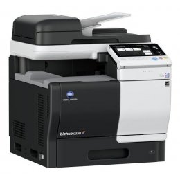 Konica Minolta Bizhub C3351 Color Copier Printer Scanner