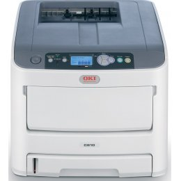 Okidata C610DN Color Printer
