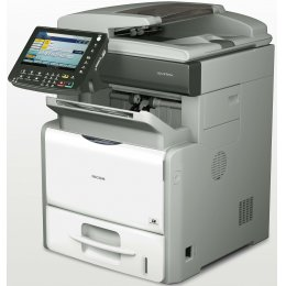 Ricoh Aficio SP 5210SR B&W Multifunction Printer